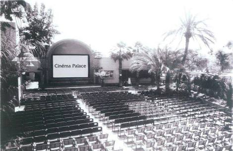 Cine Palace Marakesh Maroc