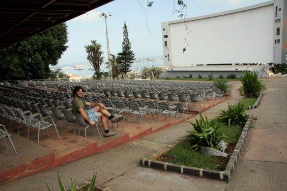 Λουάντα, Cine Miramar