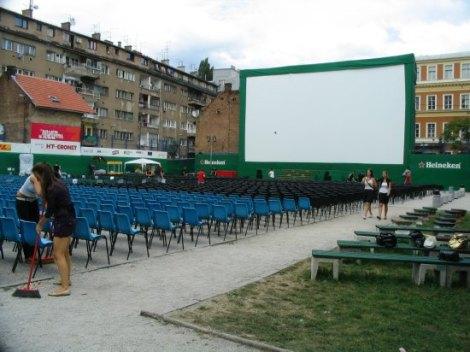 Sarajevo.heineken-open-air-cinema
