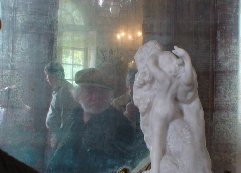 Στο μουσείο Rodin