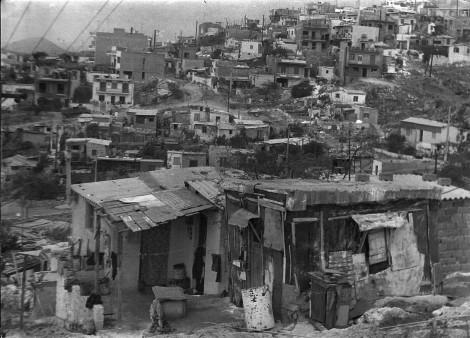 Ο οικισμός των ατθαιρέτων το 1974
