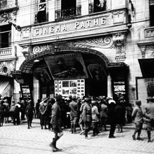 Οι παλιοί κινηματογράφοι της Θεσσαλονίκης - Thessaloniki Arts and Culture