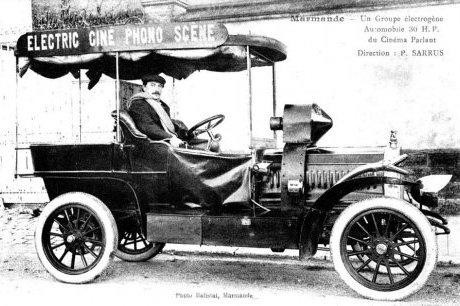 Γαλλία, Marmande,1912