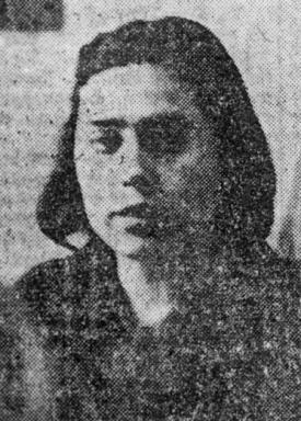 Anna Parliarou 1945