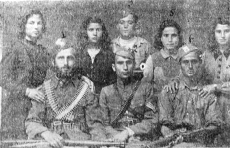 Αντάρτες στο Περιστέρι