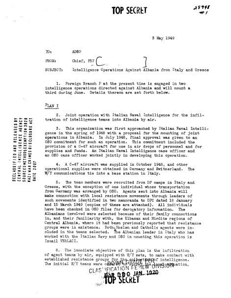CIA_ALBANIA_1949-1